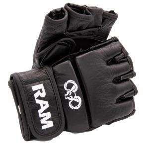 RAM Impact MMA Handschoenen Leer(2)